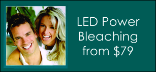 LED Power Teeth  Bleaching Offer